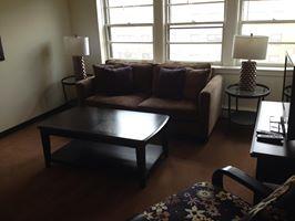 Furnished Livingroom