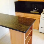 Kitchen at Lake Crest Apartments